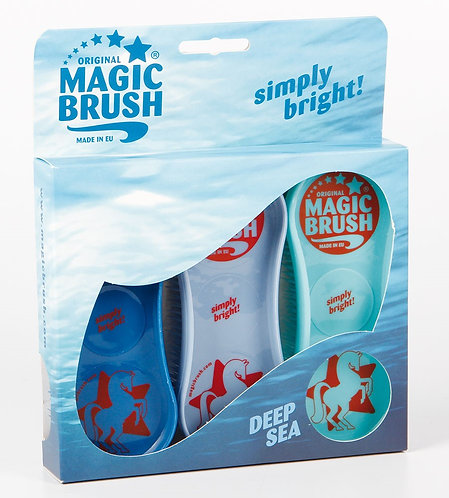 Harry's Horse - Lot de 3 Magic Brush