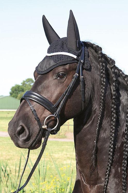 Harry's Horse - Bonnet anti-bruit noir Silencer
