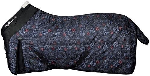 Harry's Horse - Couverture d'écurie Highliner 200grs motifs flocons