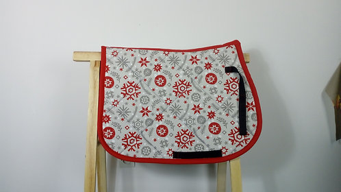 YuuDada - Tapis de selle C.S.O. Noël (ancien design)