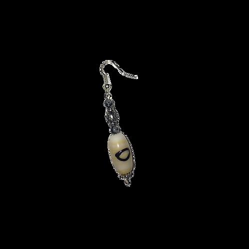 Oorbellen - hanger 5 cm