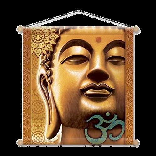 Meditatie banner - Gouden Boeddha