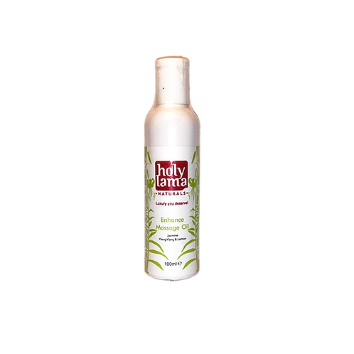 Holy Lama Naturals Ayurvedische massage olie Enhance - 100ml