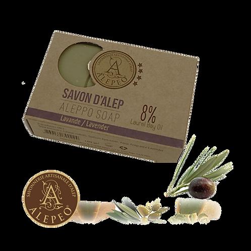 Zeep Aleppo lavendel