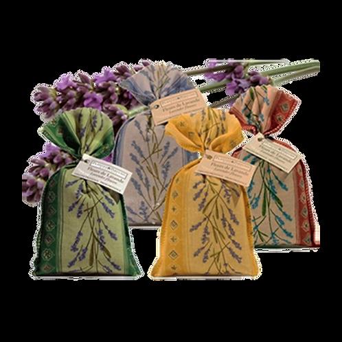 Lavendel geurzakje met gedroogde Lavendel