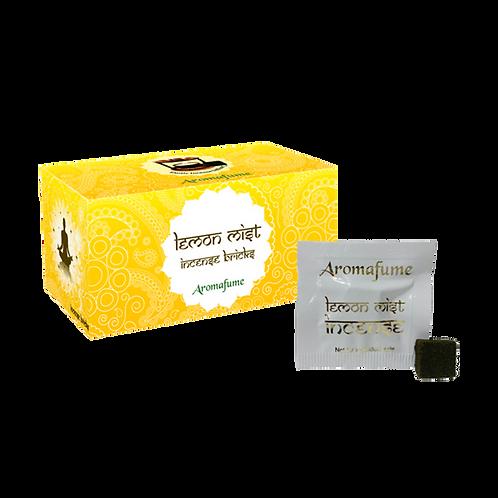 Wierookblokjes Aromafume Lemon Mist