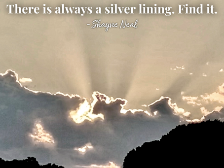 Silver Linings are in the Eyes of the Beholder