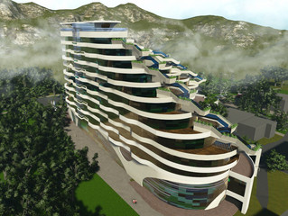 Апартамент-отель в г. Геленджике
