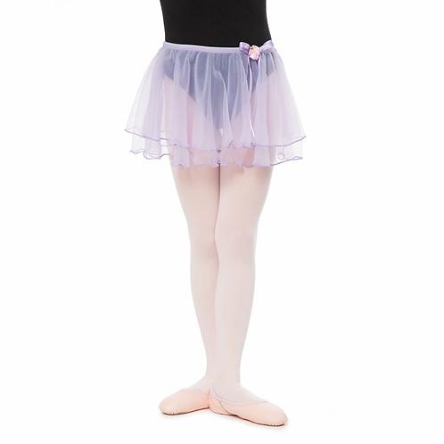 Child Skirt with Rosette