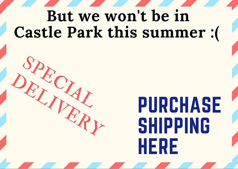 Help! I need my book shipped to me!
