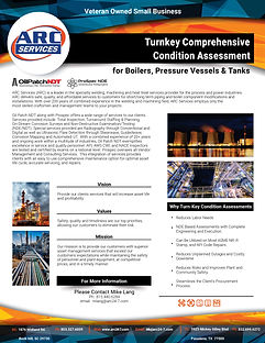 ARC TX Line Sheet Condition Assessment-1