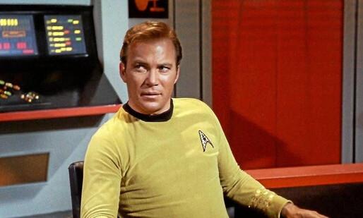 Siempre sí: capitán Kirk viajará al espacio en la nave de Jeff Bezos