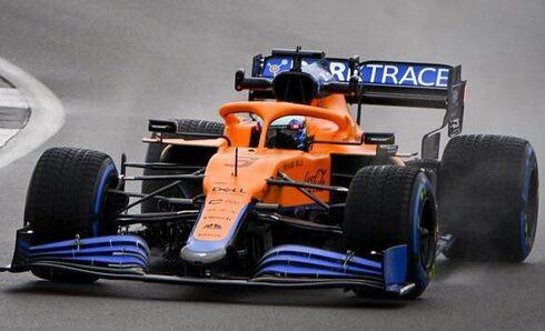 Se lleva Ricciardo el Gran Premio de Italia: Checo en quinto