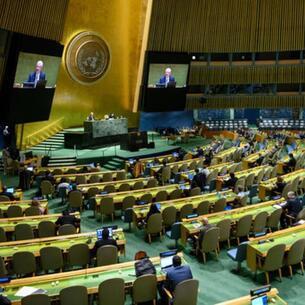 Polémica por posible pedido de certificado de vacunación a participantes de Asamblea de la ONU