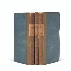 Venden ejemplar de la primera edición de 'Frankenstein' en precio récord