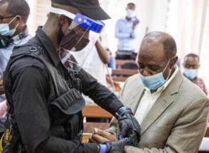 Declaran culpable de cargos relacionados con terrorismo al hombre que inspiró película 'Hotel Ruanda