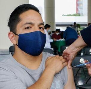 Continúa el martes 21, vacunación contra coronavirus en Ciudad de México