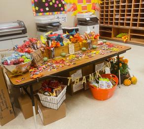 November Staff Appreciation: Fill the Fridge