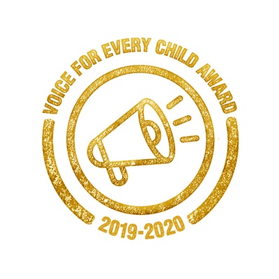 Voice for Every Child Award