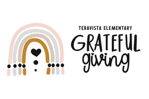 Grateful Giving: THANK YOU!