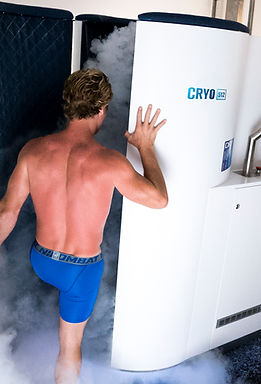 Whole Body Cryotherapy Round Rock, TX Pain Relief Recovery