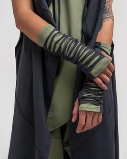 Мантия Rouge и перчатки Hunter
