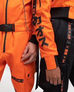Комбинезон Escape + куртка The bug