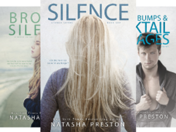 Silence Series (Old Covers)