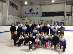 Alaine Chartrand with the JDFSC