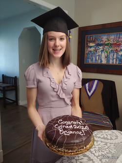 Bryanne's Grad Photo