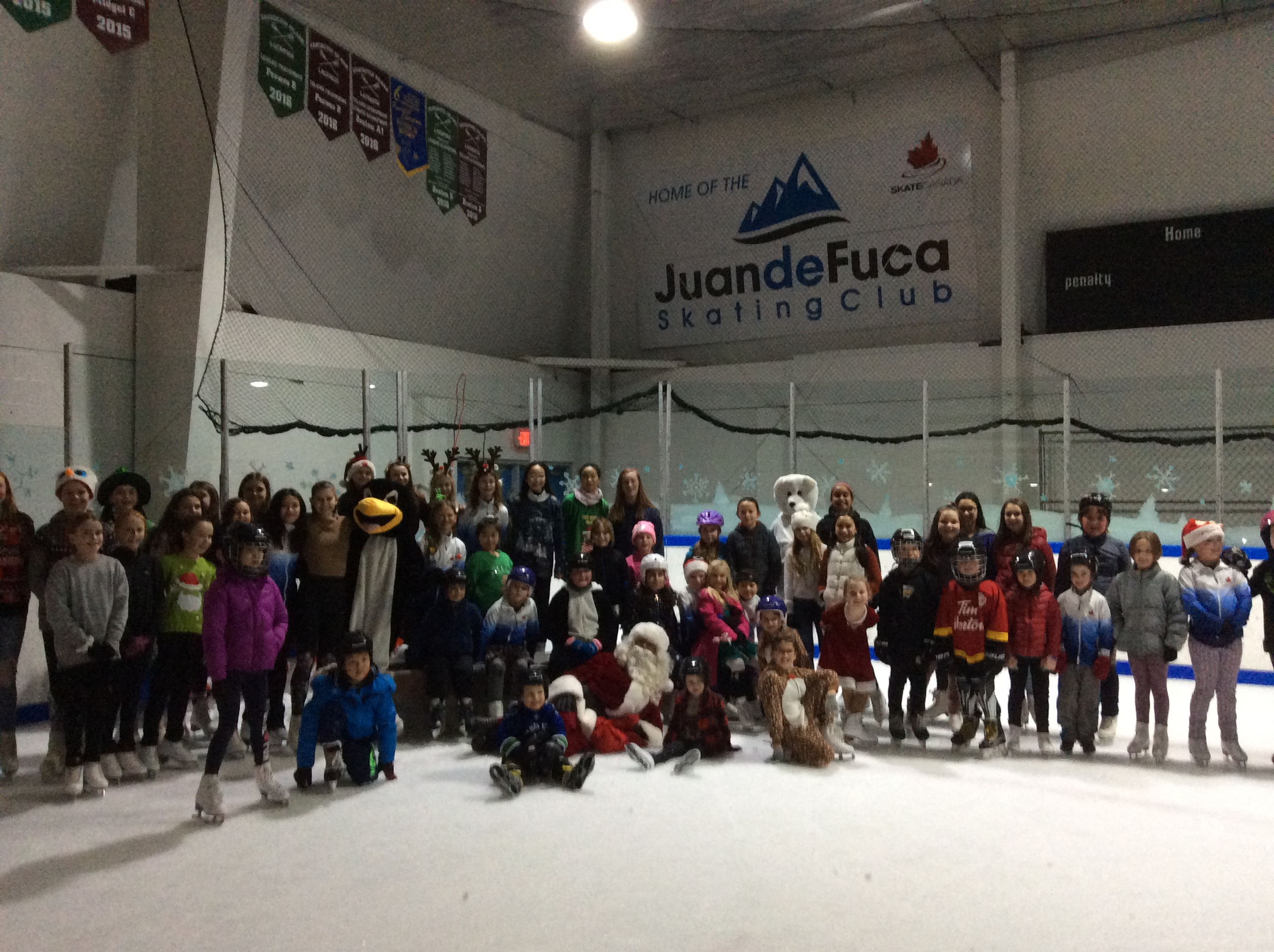 Skater Group Photo