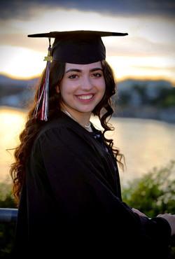 Sheyda's Grad Photo