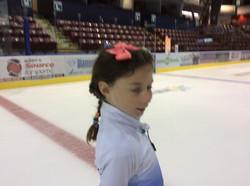 Crazy Hair Day at JDFSC Summer Skating at the Q