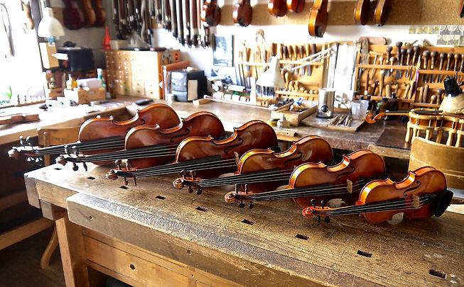 Location de violon d'étude de toutes les tailles