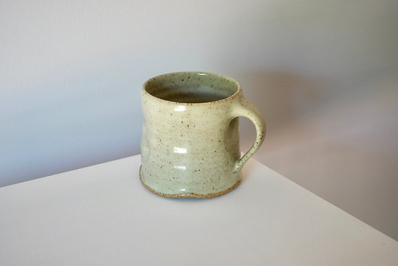 Milky Speckle Mug #3