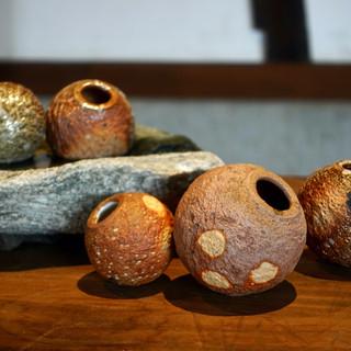 'Memories of River Stones' detail