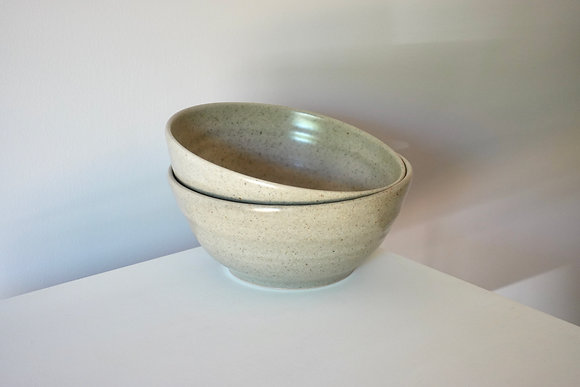 Set of two Forest Bowls