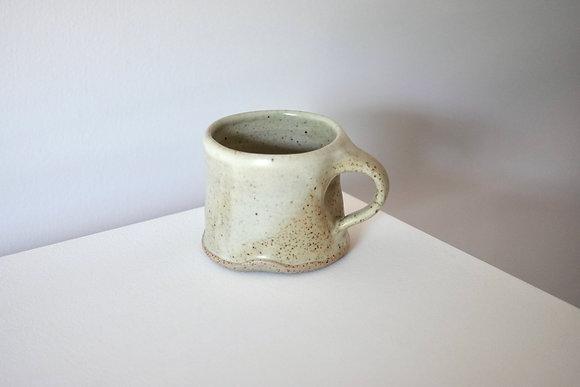 Milky Speckle Mini Mug #1