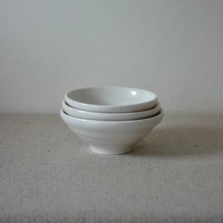 Small Porcelain Nesting Bowls
