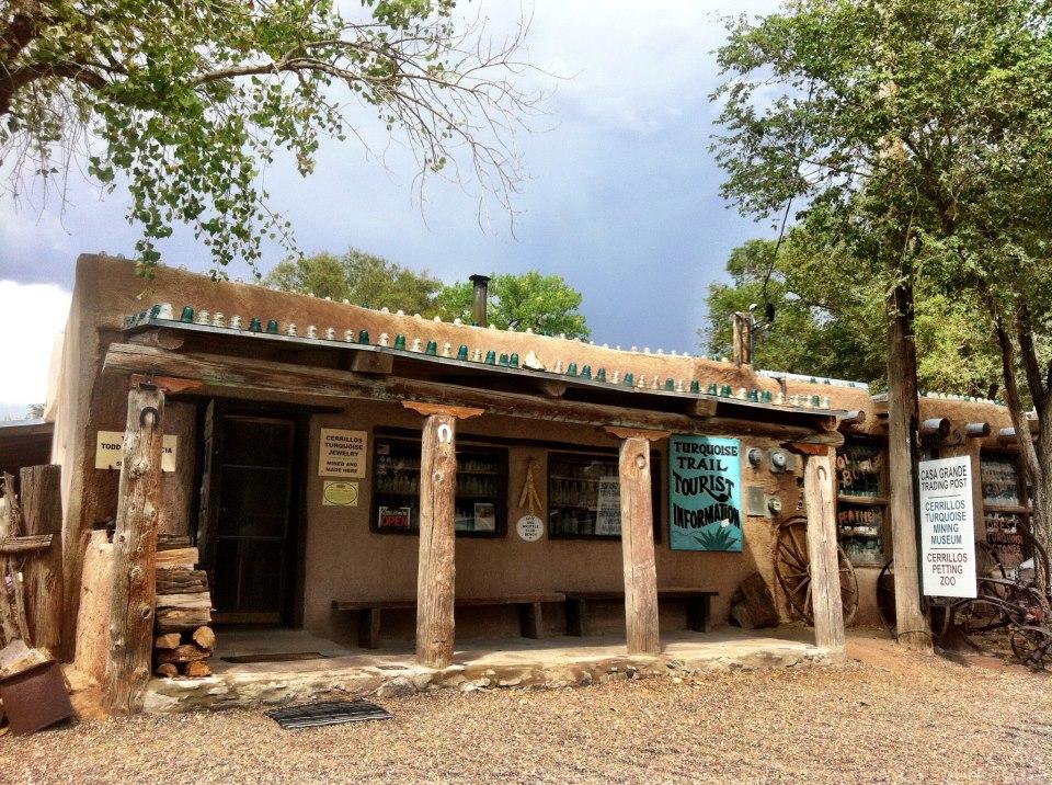 Casa Grande Trading Post Cerrillos Turquoise