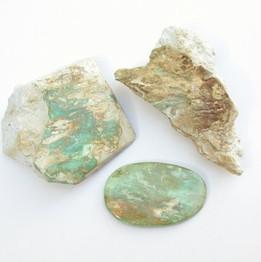 Cerrillos Turquoise Samples