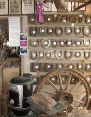 Mining Museum Displays