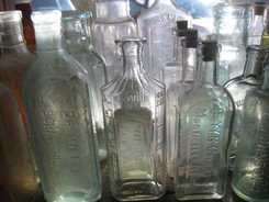 Vintage Bottles for Sale
