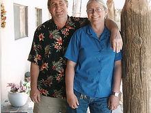Todd and Patricia Brown - Cerrillos, NM