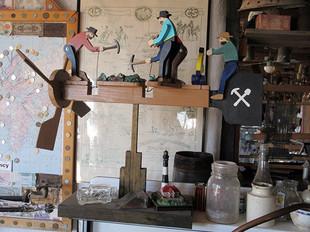 Mining Museum Folk Art