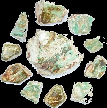 Natural Cerrillos Turquoise
