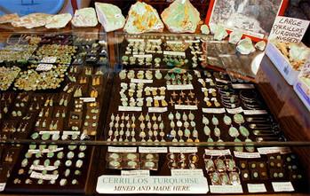 Cerrillos Turquoise Jewelry