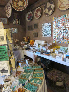 Inside the Casa Grande Trading Post