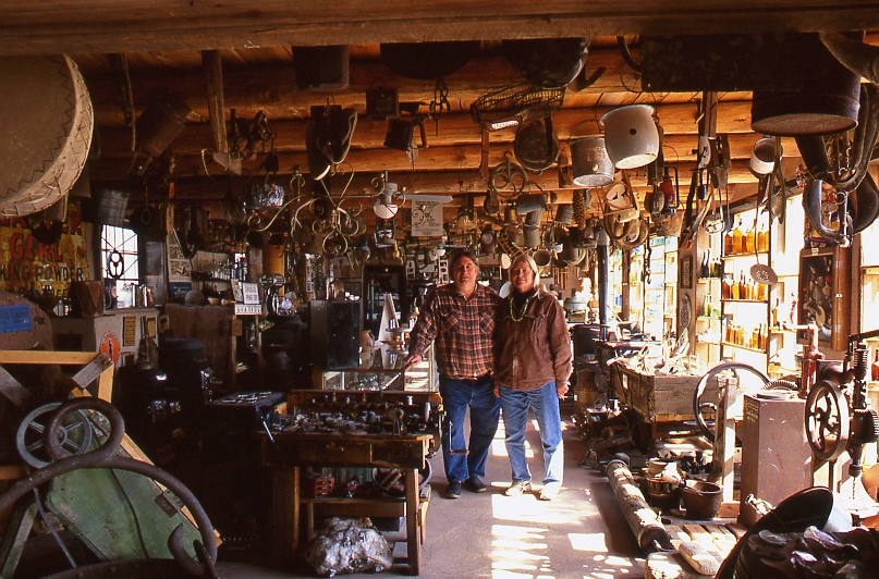 Casa Grande Trading Post, Todd &   Patty JPEG _ 600 dpi, c. Patrick Allen Mohn 2010