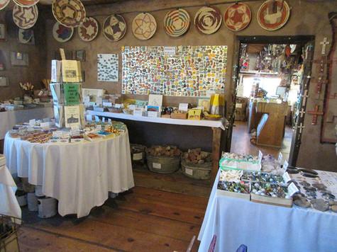 Casa Grande Trading Post Interior